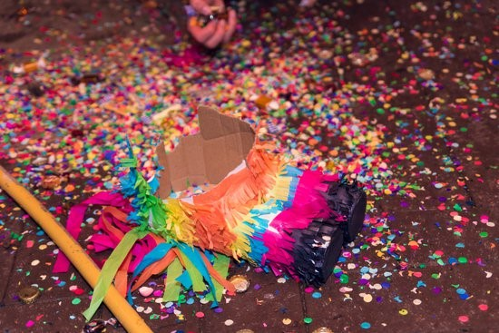 The Guatemalan Piñatas